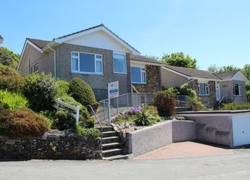Thumbnail 2 bed detached bungalow for sale in St Winnolls Park, Barbican Hill, East Looe