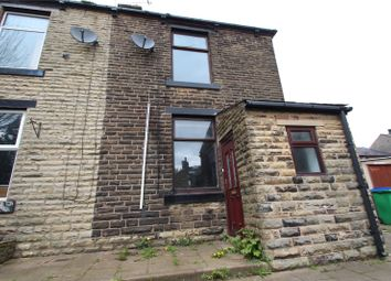 Thumbnail 2 bed end terrace house for sale in William Street, Littleborough, Rochdale, Greater Manchester