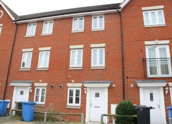Thumbnail 4 bed terraced house to rent in Bull Road, Ipswich