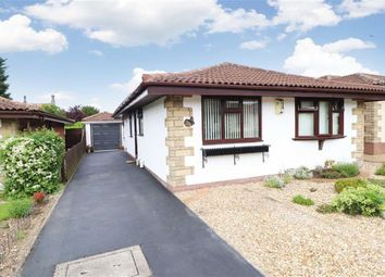 Thumbnail 3 bed bungalow for sale in Villa Close, Branston, Lincoln