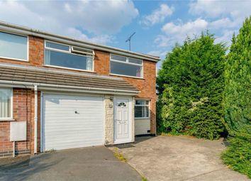 Thumbnail 3 bedroom semi-detached house for sale in Mountfield Avenue, Sandiacre, Nottingham