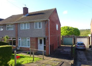 Thumbnail 3 bed semi-detached house for sale in 49 Goetre Bellaf, Dunvant, Swansea