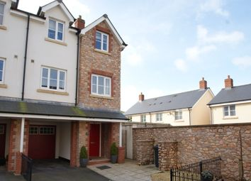 Thumbnail 3 bed semi-detached house for sale in Charles Road, Kingskerswell, Newton Abbot
