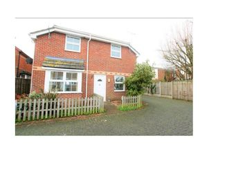 Thumbnail 2 bed end terrace house to rent in Alma Road, Bournemouth