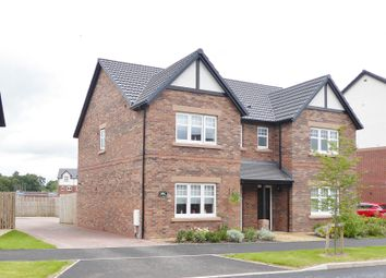 Thumbnail 3 bed property for sale in Birchwood Way, Dumfries, Dumfries And Galloway.