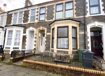 2 bed flat to rent in Clare Gardens, Riverside, Cardiff CF11