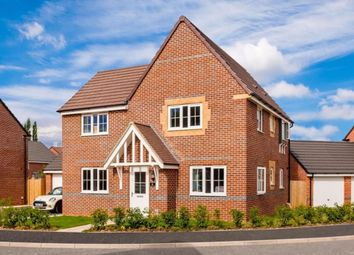 Thumbnail 4 bed detached house for sale in Hampton Dene Road, Hereford
