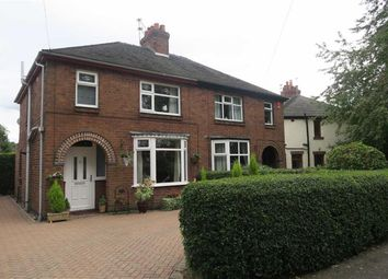 Thumbnail 3 bed semi-detached house for sale in Tean Road, Cheadle, Stoke-On-Trent