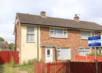 Thumbnail 2 bed semi-detached house for sale in Kemberton Drive, Madeley, Telford