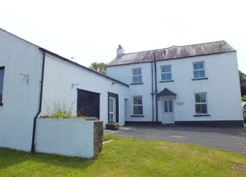 Thumbnail 4 bed detached house for sale in Old Mill House, Milton, Tenby, Pembrokeshire