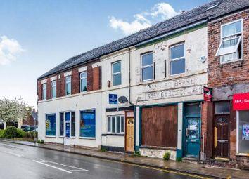 Thumbnail 3 bedroom terraced house for sale in Newcastle Street, Burslem, Stoke-On-Trent