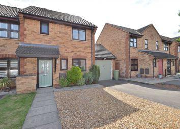 Thumbnail 3 bedroom end terrace house for sale in Boxgrove Court, Monkston, Milton Keynes