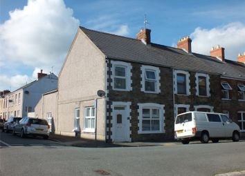 Thumbnail 3 bed end terrace house for sale in Greville Road, Milford Haven, Pembrokeshire