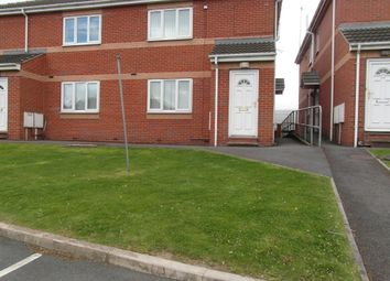 Thumbnail 2 bed flat to rent in Midland Court, Kimberworth, Rotherham