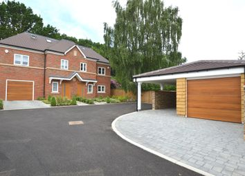 Thumbnail 4 bed semi-detached house for sale in Woodlands Rise, Maidenhead