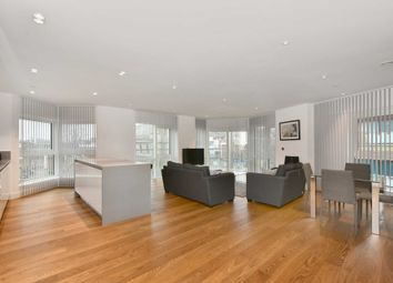 Thumbnail 2 bed flat to rent in Vista House, Dickens Yard, London