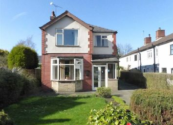 Thumbnail 3 bed detached house for sale in Chester Road, Hartford, Northwich, Cheshire