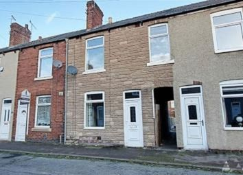 Thumbnail 2 bedroom terraced house for sale in Hawthorne Street, Chesterfield