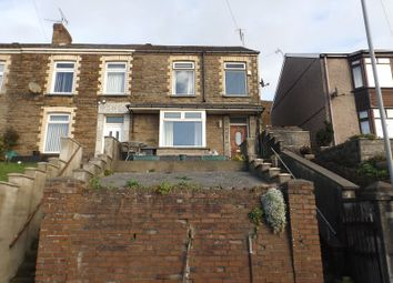 Thumbnail 4 bed terraced house for sale in Sea View Terrace, Baglan, Port Talbot, Neath Port Talbot.