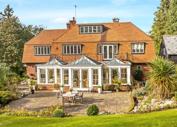 Thumbnail 6 bed detached house for sale in Hawthorn Lane, Four Marks, Alton, Hampshire