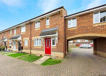 Thumbnail 3 bed end terrace house for sale in Warren Drive, Basildon, Essex