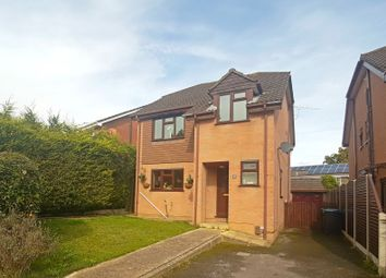 Thumbnail 4 bed detached house for sale in Bluebell Lane, Creekmoor, Poole