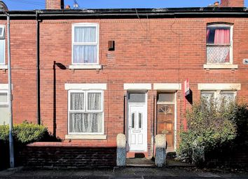 Thumbnail 2 bedroom terraced house for sale in Kirkman Avenue, Eccles, Manchester