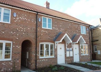 Thumbnail 2 bed link-detached house to rent in Saxonfields Drive, Stallingborough, Grimsby
