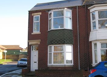 Thumbnail 2 bed flat for sale in Ravensworth Terrace, South Shields