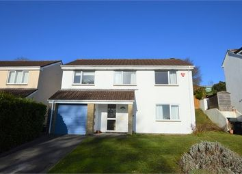 Thumbnail 3 bed detached house for sale in Blenheim Close, Highweek, Newton Abbot, Devon.