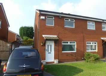 Thumbnail 3 bed semi-detached house for sale in Cartwright Grove, Leigh, Lancashire