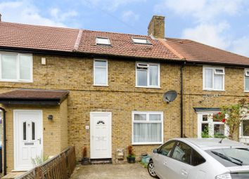 Thumbnail 4 bed terraced house to rent in Easby Crescent, Morden