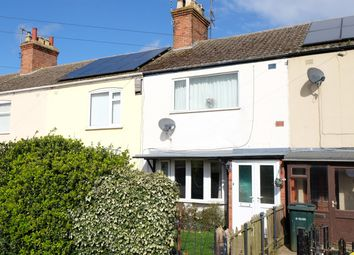 Thumbnail 2 bedroom terraced house to rent in Station Cottages, Main Road, Langrick