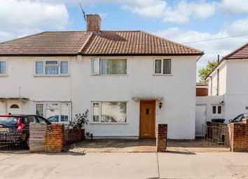 Thumbnail 3 bed semi-detached house for sale in Crowley Crescent, Croydon