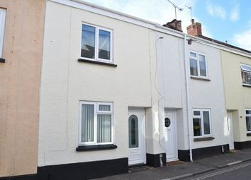 Thumbnail 2 bed terraced house for sale in New Street, Cullompton