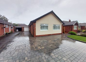 Thumbnail 2 bed bungalow for sale in Windlehurst Drive, Worsley
