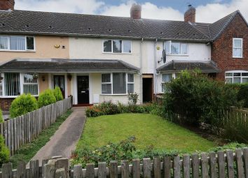 Thumbnail 2 bedroom terraced house for sale in Cranbrook Avenue, Hull
