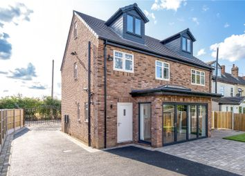Thumbnail 5 bed detached house for sale in Pitfield Road, Carlton, Wakefield, West Yorkshire