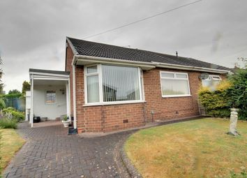 Thumbnail 2 bed bungalow for sale in Langdon Road, Hillheads Estate, Newcastle Upon Tyne