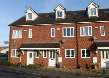 Thumbnail 3 bed town house for sale in Tern Court, Innsworth, Gloucester