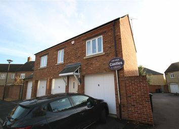 Thumbnail 2 bed flat for sale in Maybold Crescent, Swindon