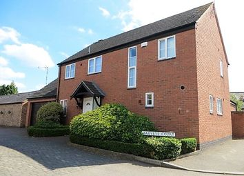 4 bed detached house for sale in Harveys Court, Sapcote, Leicester, Leicestershire LE9