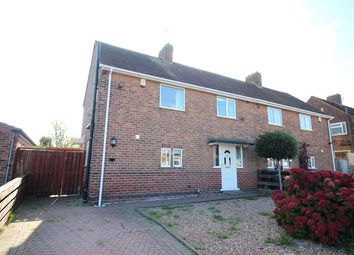 Thumbnail 3 bed semi-detached house for sale in Maple Drive, Nuthall, Nottingham
