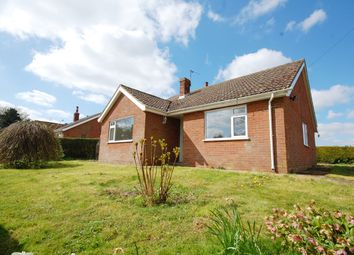Thumbnail 3 bed detached bungalow for sale in Ranby, Market Rasen