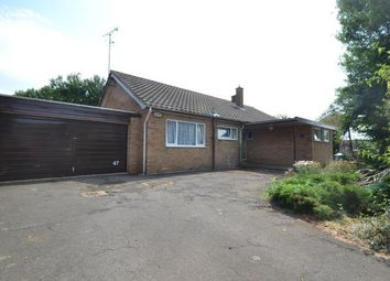 5 bed bungalow for sale in Roberts Street, Wellingborough, Northamptonshire NN8