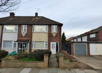 Thumbnail 4 bed end terrace house for sale in Birkbeck Road, Ilford