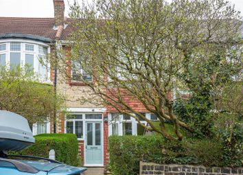 Thumbnail 4 bed terraced house for sale in Dickenson Road, Crouch End, London