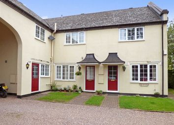 Thumbnail 2 bedroom mews house for sale in Anglesey Street, Cannock, Staffordshire