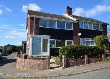 Thumbnail 3 bed semi-detached house for sale in Westfield, Clare, Sudbury