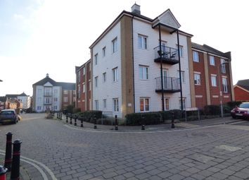 Thumbnail 2 bed flat for sale in Celestion Drive, Ipswich, Suffolk